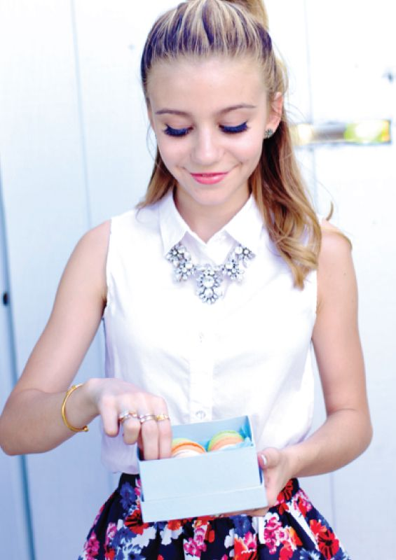 Genevieve Hannelius | G Hannelius from Dog with a blog