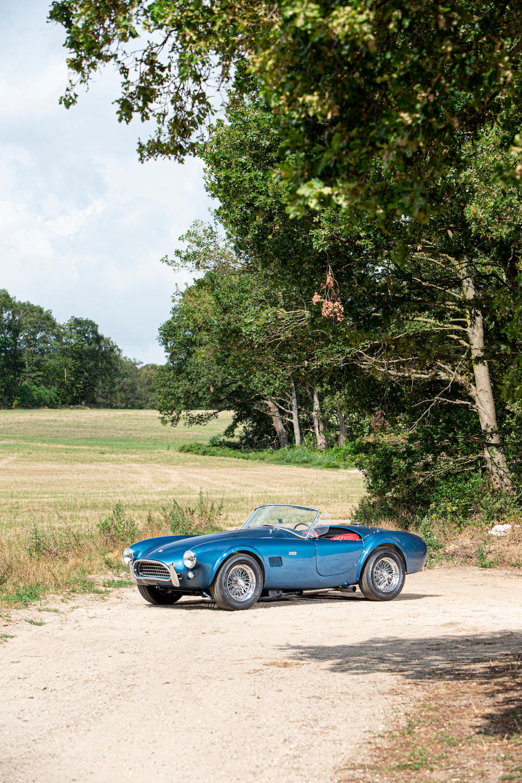 1964 Shelby Cobra 289 Roadster Chassis No Csx 2245 Engine No Pa3519