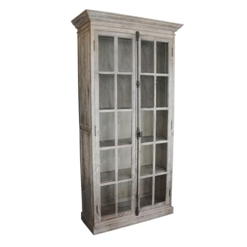 french country cabinet. sweet.