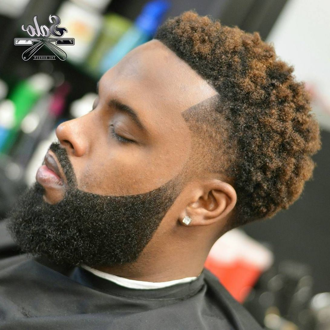 Enchanting African American Beard Styles Most Popular Acquire Extraordinary Men Hairstyle African Amer Mens Hairstyles Beard Styles African American Hairstyles