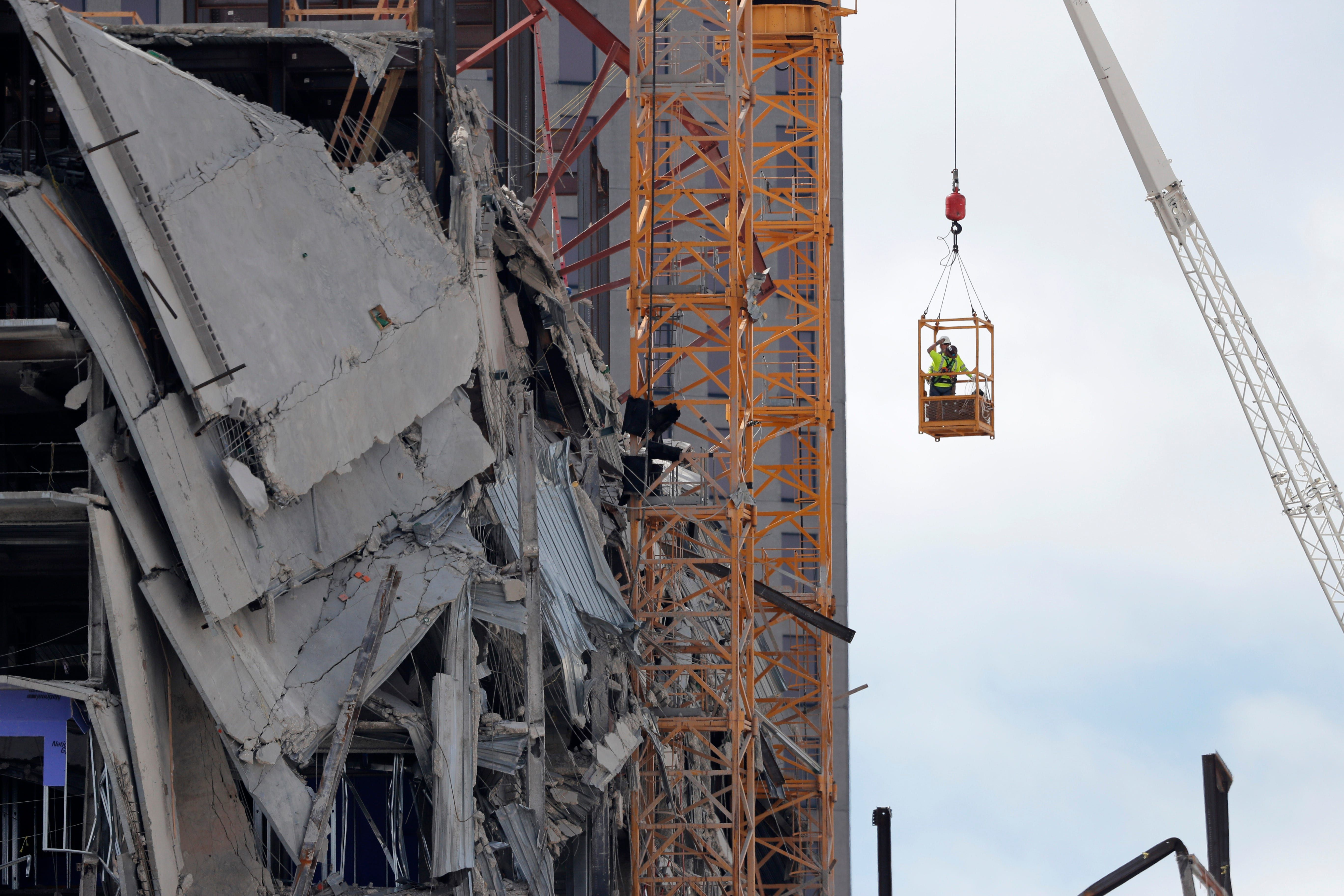 Damaged Hard Rock Hotel Will Be Completely Demolished New Orleans