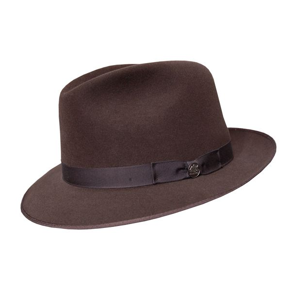 e2aedcc457ee3 Stetson Runabout Packable Fedora Hat