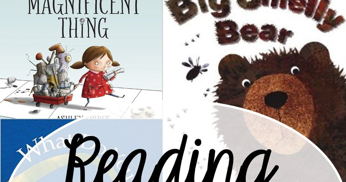 Teachers Are Terrific!: 5 Books for STEM Activities You Can Do Today (in Grades 1-2)