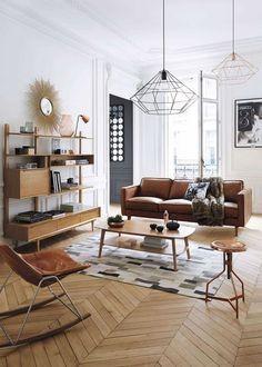DESIGN MILIEU DU SIECLE Le rétro est plus tendance que jamais, et les années 40, 50, 60 ne cessent d'inspirer les designers. Mettez une touche vintage pleine de style dans votre intérieur ! #designmilieudusiecle #designretro #designvintage