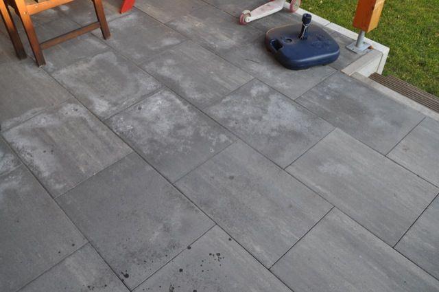 Bildergebnis für terrasse steinplatten