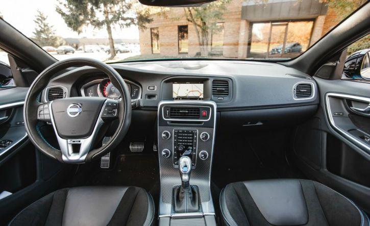 Volvo v60 2017 Interior