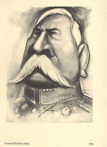 Gral Porfirio Díaz 1908 Ernesto García Cabral