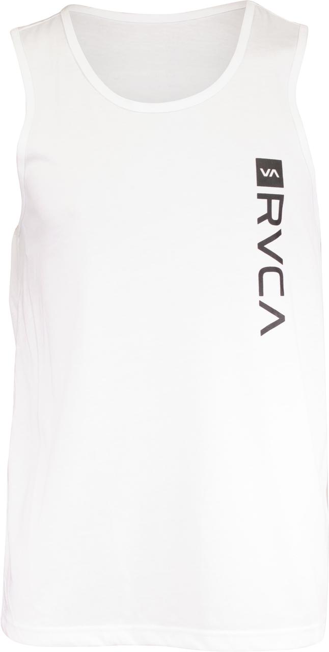 Rvca Va Sport Mens Rvca Revert Tank Top Shirt White Tank Top Shirt Shirts White Shirts