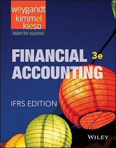 Financial Accounting Ifrs 3rd Edition Solutions Manual Weygandt