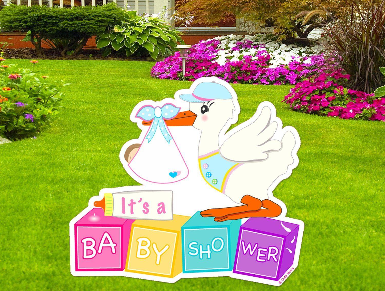 It's a Baby Shower Sign Decor Bebè