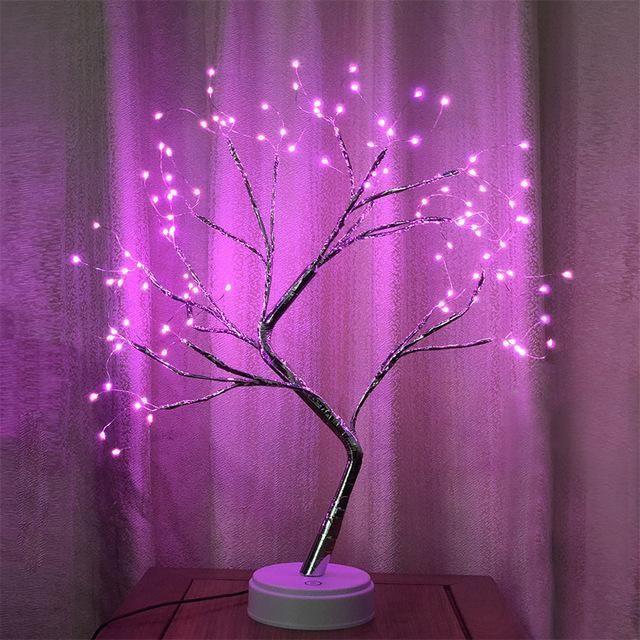 USB Battery Powered LED Fairy Lights Home Decor -   19 beauty Wallpaper lights ideas