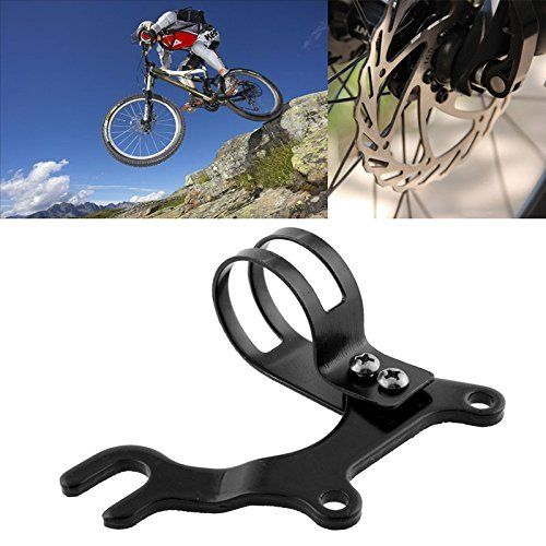 Bicycle Bike Disc Brake Bracket Frame Adaptor Adjustable Cycling Parts Sports