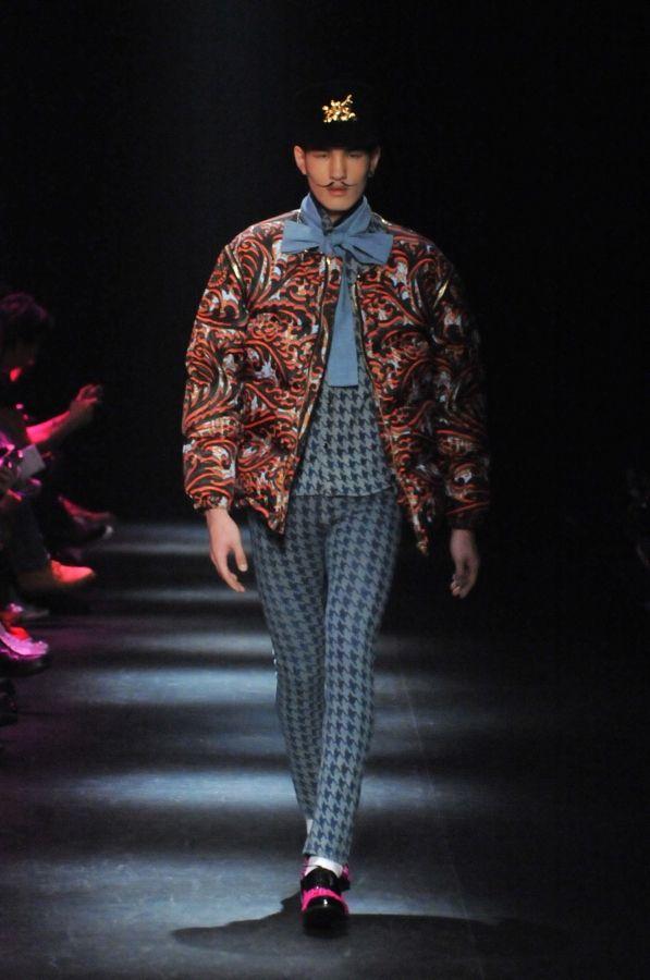 Mercedes-Benz Fashion Week Tokyo | DRESSCAMP AW14