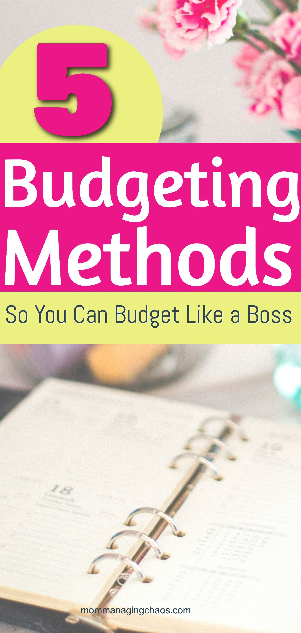 Learn The Best Ways To Budget Your Money Check Out These