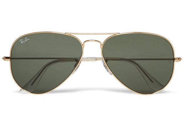 Selects Ray Ban Aviator Sunglasses Sonnenbrille Ray Ban Aviator Und Ray Bans