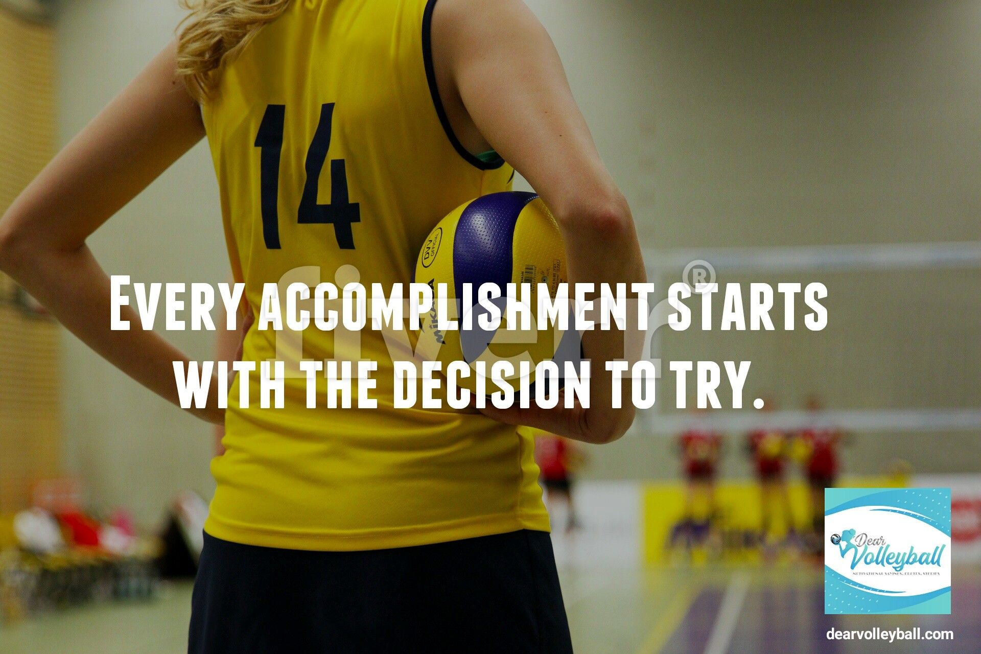 54 Short Inspirational Quotes For A Players Long Term Inspiration Short Inspirational Quotes Inspirational Quotes Volleyball Quotes
