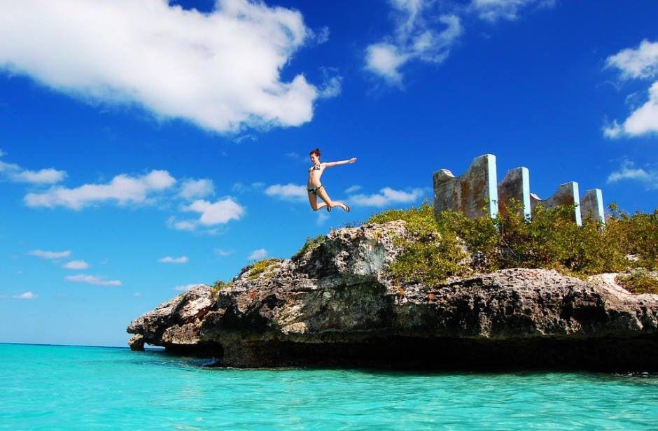 キューバ カヨココ島