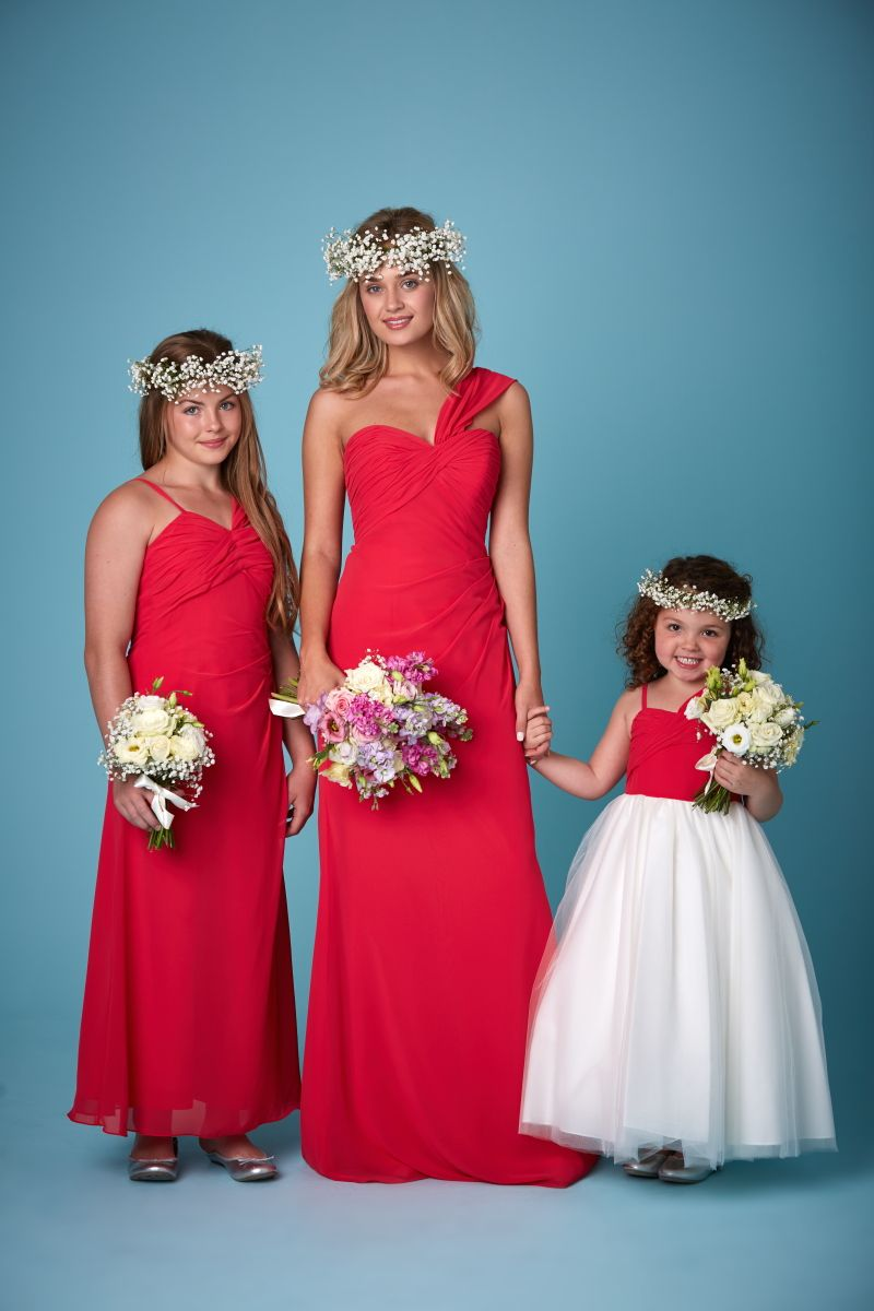 Bridesmaids 2241 2241 adult teen flower girl range of view the latest bridesmaids dress collections from amanda wyatt as well as uk stockist information ombrellifo Choice Image