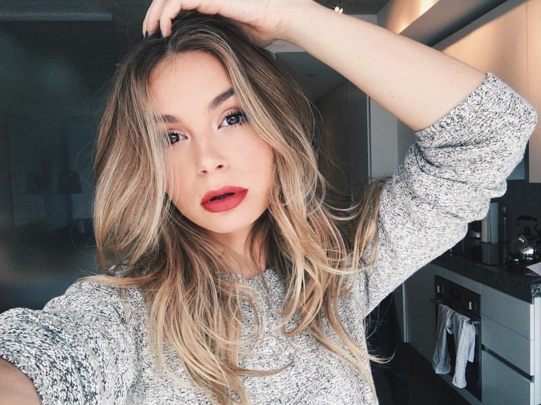 Allegra Edwards pin on beauty & make up