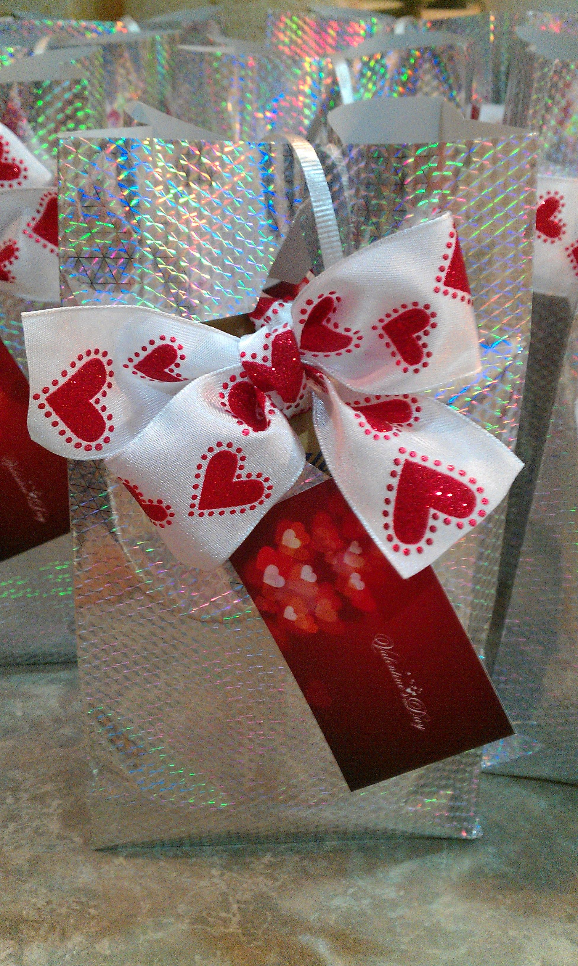 Employee appreciation gifts happy valentines day with