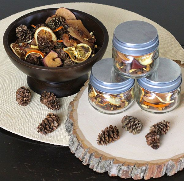 Make Your Own Fall Potpourri | Homes.com