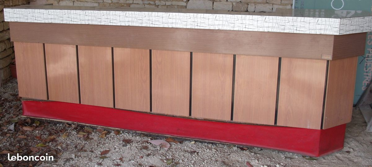 Galerie Lightbox Image 0 Comptoir De Bar Ameublement Bar