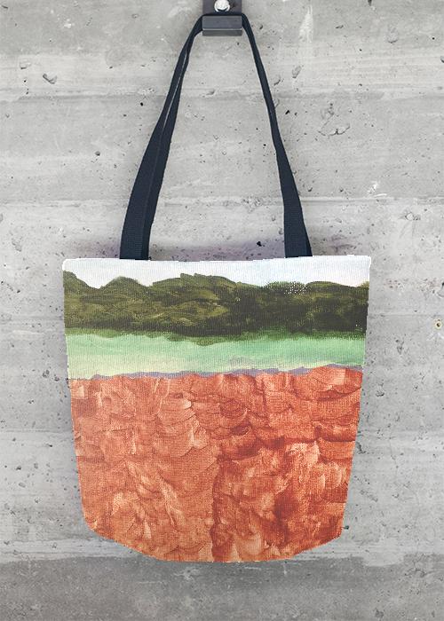 VIDA Tote Bag - Ripples by VIDA uTOKRVx6G