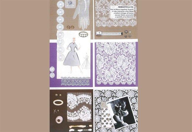 L'abito da sposa dalla A alla Z: tessuti e tagli