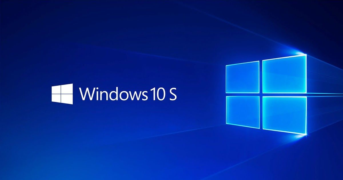 تحول ميكروسوفت نهجها إلى ويندوز 10 S الإصدار الجديد من ويندوز الذي تم تصميمه للتنافس مع نظام التشغيل كروم أعلن البرنامج العملاق ف Windows 10 Windows Microsoft