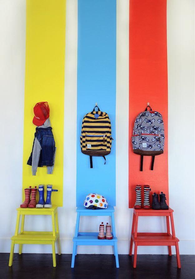 Relooker un meuble ikéa pour chambre d'enfant   Peinture meubles ikea, Ikea chambre enfant ...
