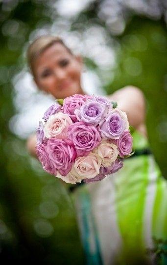 Lancio del bouquet da sposa dalla A alla Z