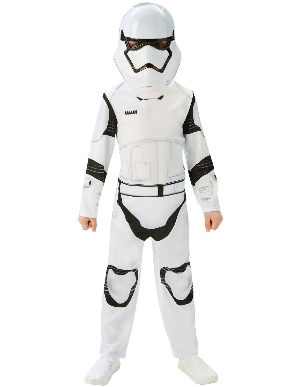 Boys Kylo Ren Costume Kids Disney Star Wars Fancy Dress Outfit Licensed