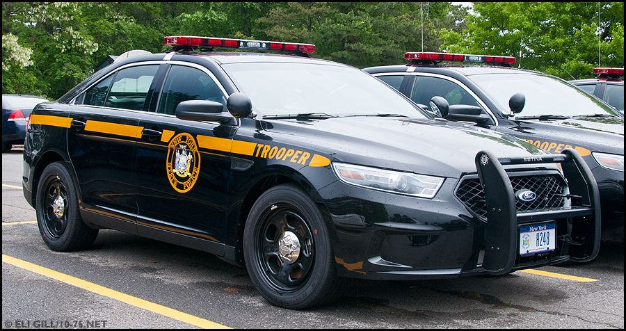 New York State Police Ford Taurus Police Cars State Police Ny