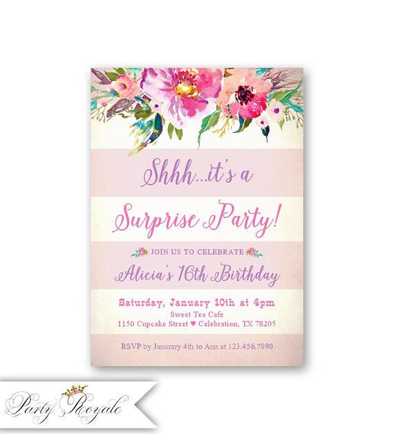 Wording For Surprise Birthday Party Invitations Drevio 50th Birthday Party Invitations Surprise Birthday Party Invitations Surprise Party Invitations