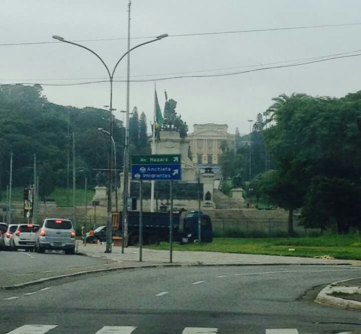 Monumento a Independência  - Ipiranga