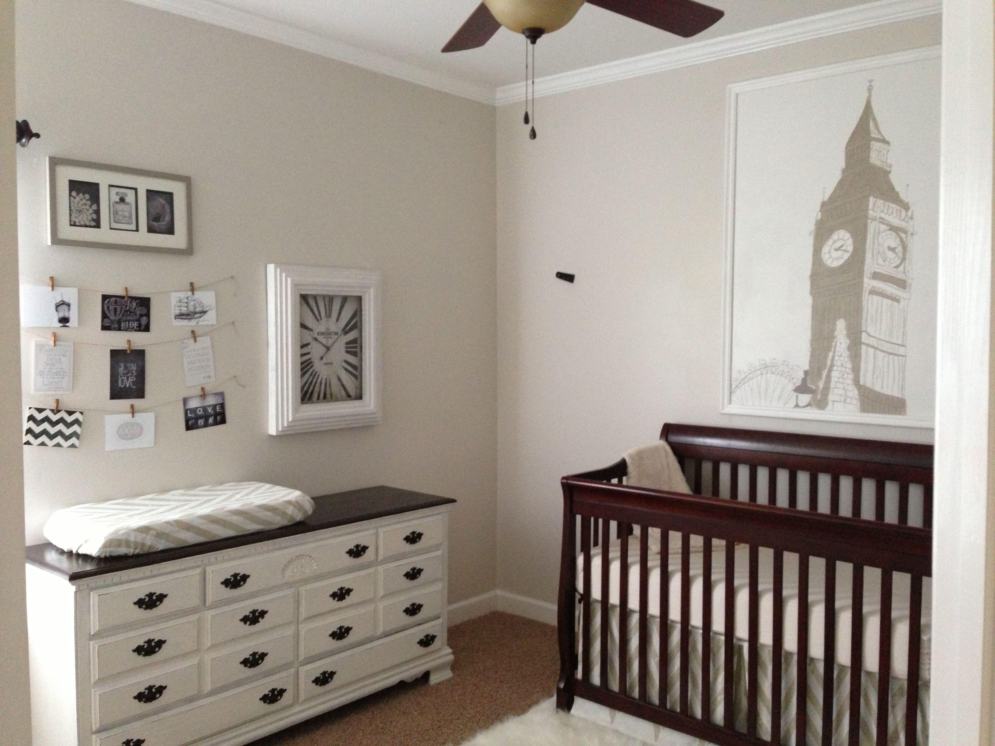 Best Kid Bedroom Reveals Brown Crib Baby Room Neutral 400 x 300