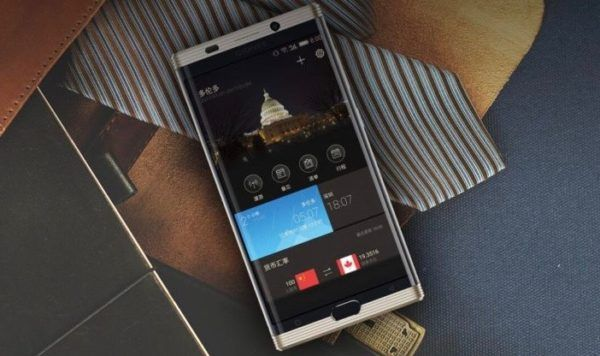 Gionee M2017 with QHD display, SD653, 6GB RAM, 7000mAh