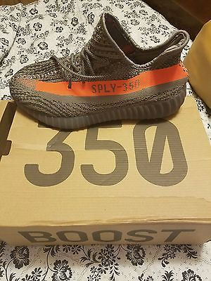 ADIDAS YEEZY BOOST 350 V2 BELUGA GREY SOLAR RED SIZE 10 MEN BB1826 Free Shipping https://t.co/vvX1uhTzjT https://t.co/jIHva6kiNQ