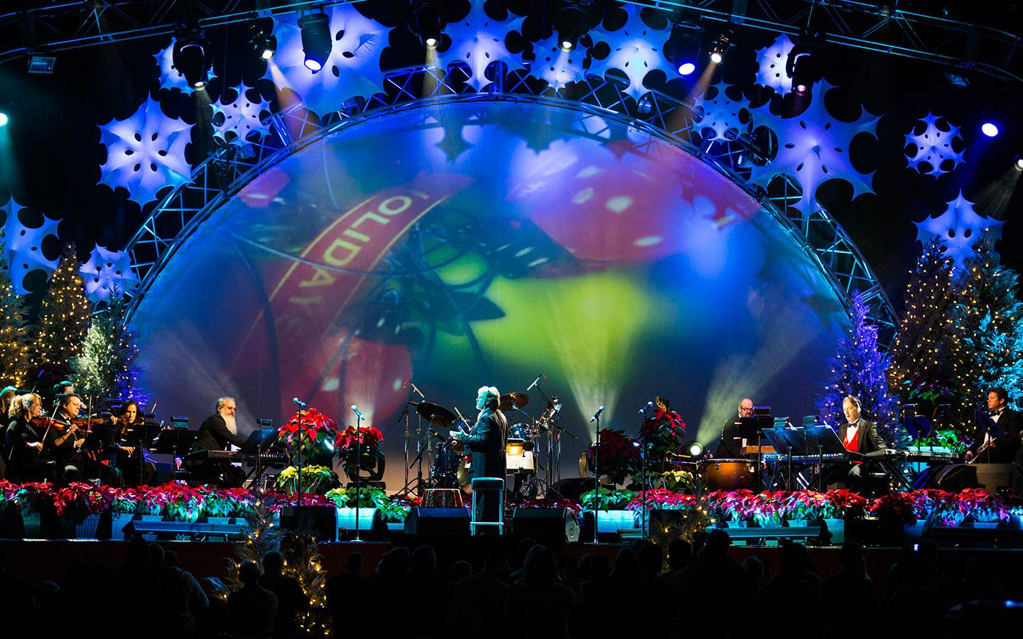 Mannheim Steamroller at Universal Orlando Resort