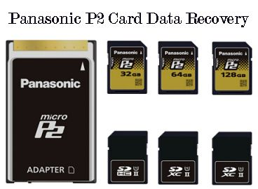 How To Recover Deleted Data From Panasonic P2 Card On Windows Mac Recover Photos Memory Cards Panasonic