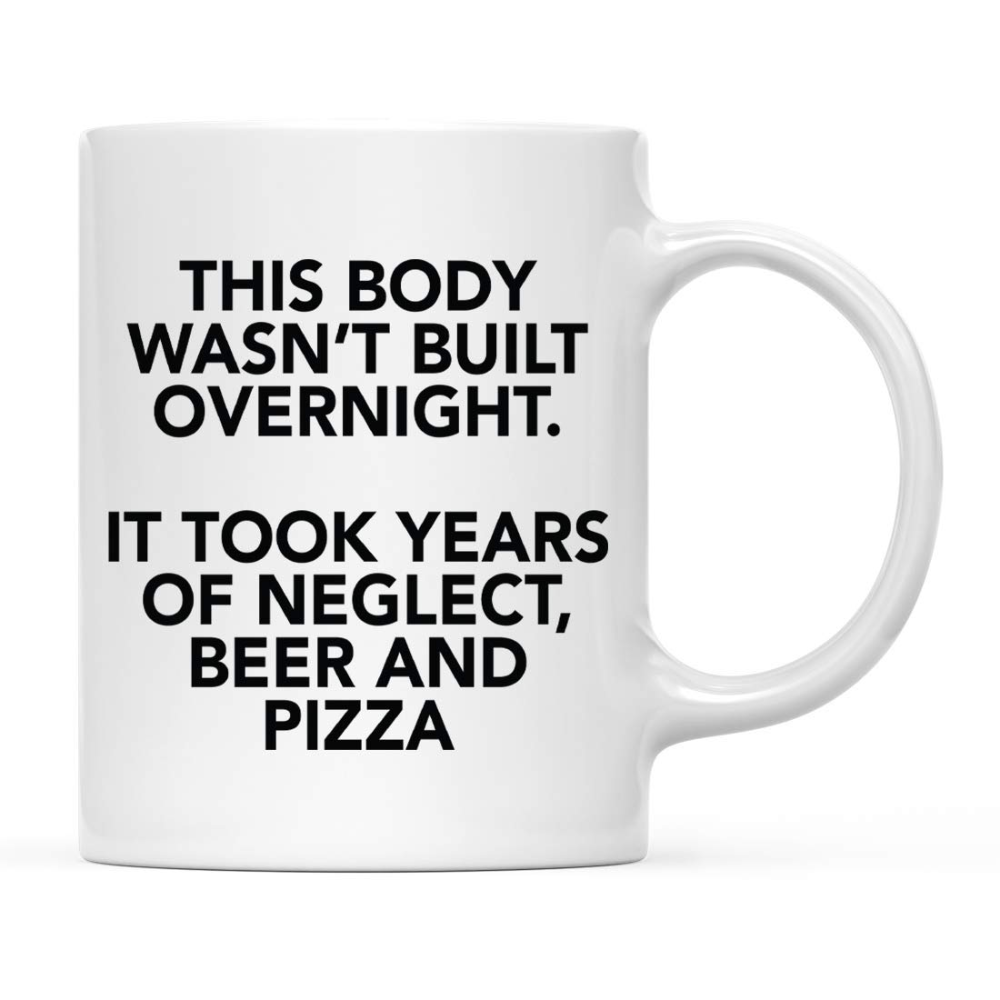 Andaz Press Funny Best Friend 11oz. Coffee Mug