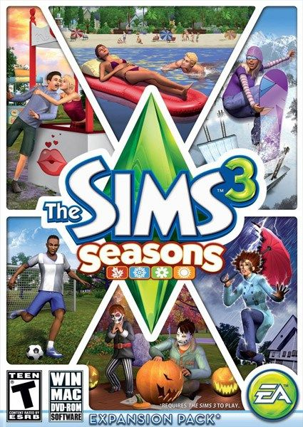 The Sims 3 Seasons Pc Game Free Download Full Version Sims 3