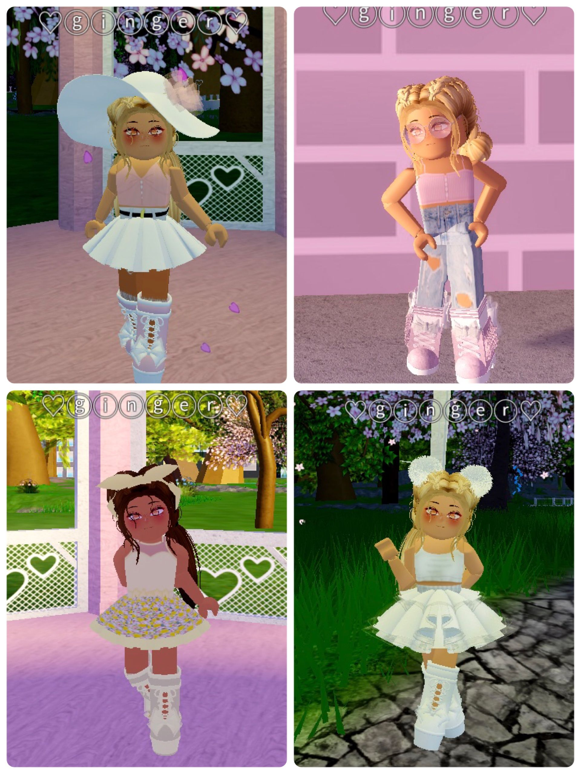 Cute and Cheap Spring/Summer Outfit Ideas for Royale High