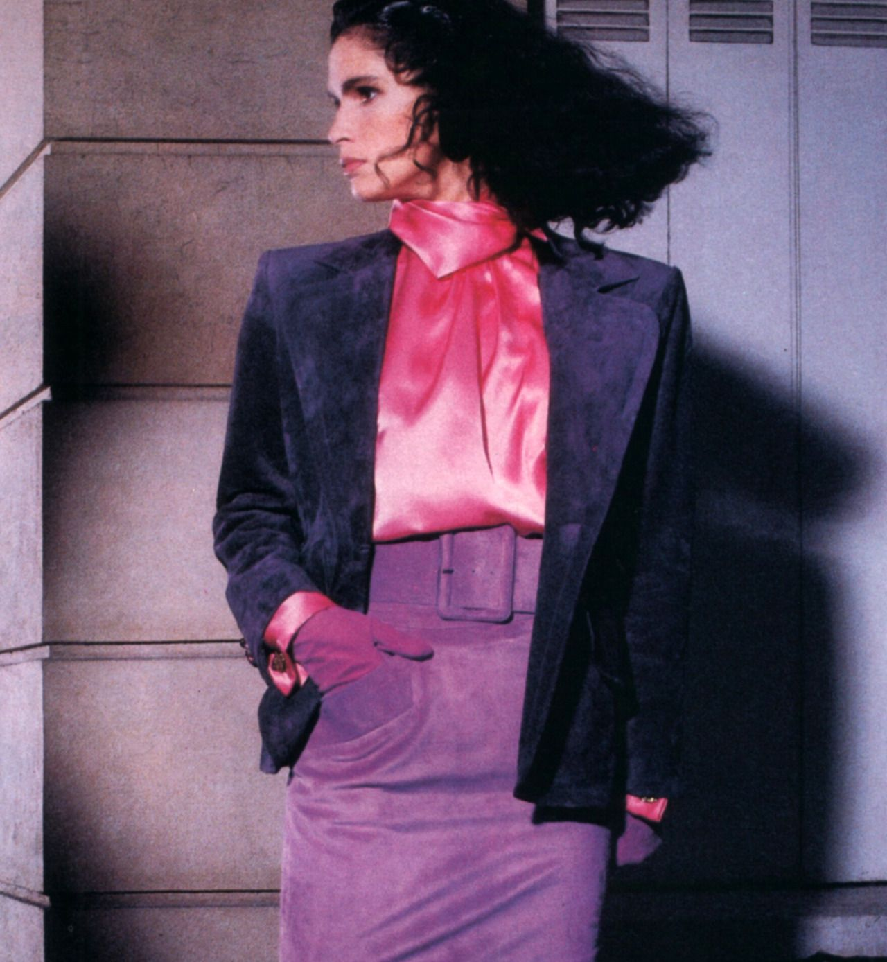 Periodicult uc guy bourdin for american vogue june clothing