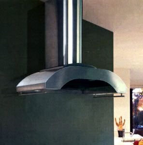 The Wall Mounted Range Hood, GTH From Vent A Hood Features A Compact