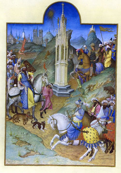 La Adoracion De Los Reyes Magos Produccion Artistica Arte Renacentista Arte Religioso