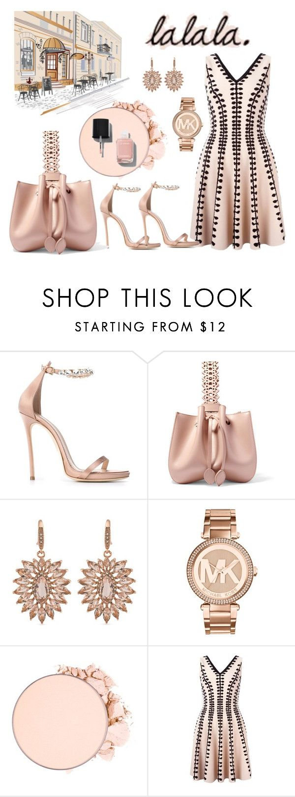 """You make me blush!"" by neverboring ❤ liked on Polyvore featuring Dsquared2,"