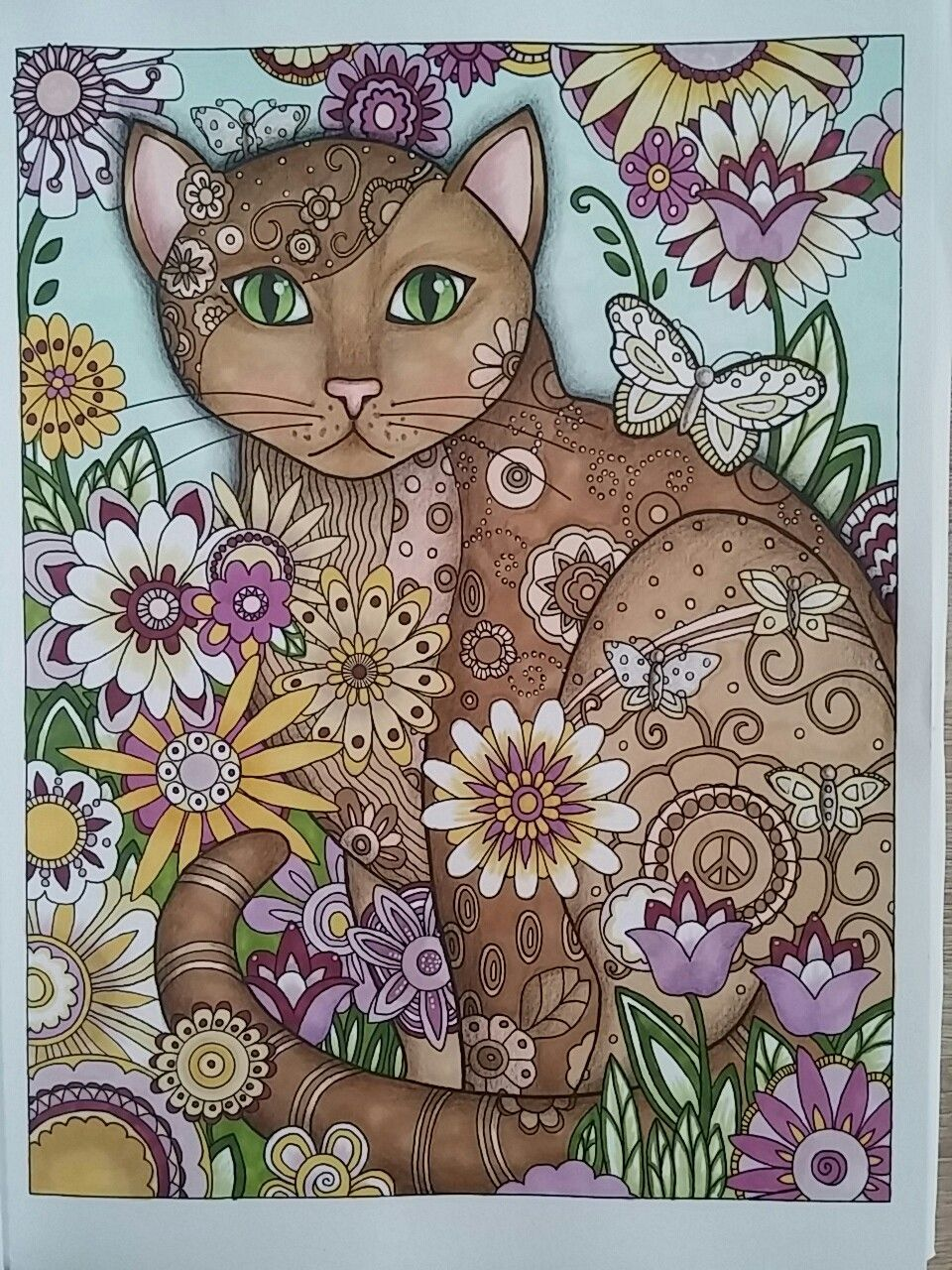 Pin by tania on gatinhos pinterest coloring books adult