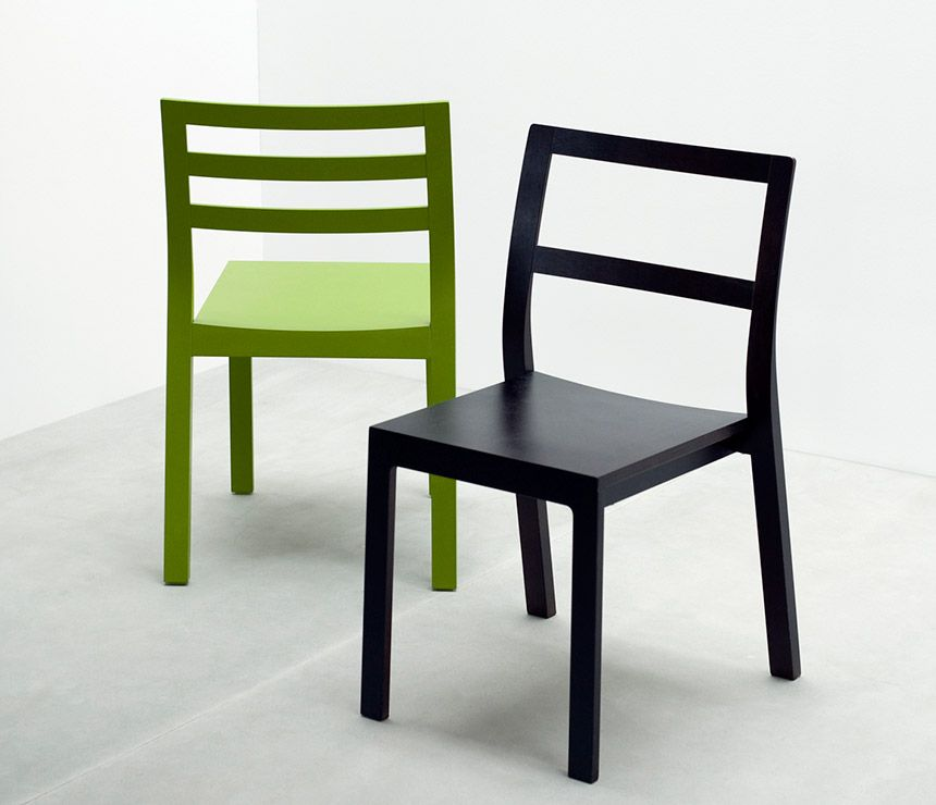 Wharfside Furniture St10n Lightweight Dining Chairs Designed By Hussl