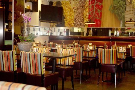 Restaurant il primo amsterdam op de reguliersdwarsstraat for Simpele keuken